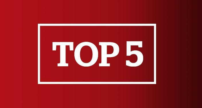 TOP 5 des meilleurs articles ONE blog 2016