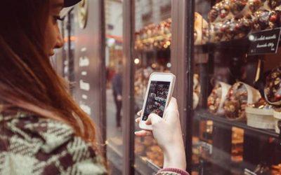 Des magasins ouverts 24h/24 grâce au smartphone