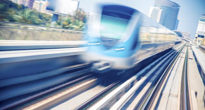 40 minutes – c'est la vitesse le train du futur