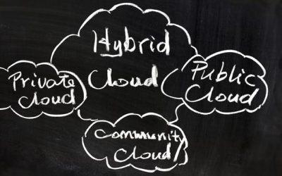 Le Cloud hybride, qu'est-ce que c'est ?