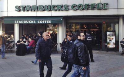Le digital comme instrument de fidélisation des consommateurs : l'exemple Starbucks