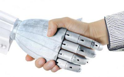Le robot, un homme comme les autres ?