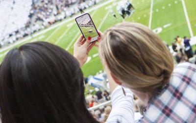 La connexion dans les stades, un levier pour les revenus annexes ?