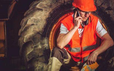 Travailleur isolé, un métier sous surveillance connectée