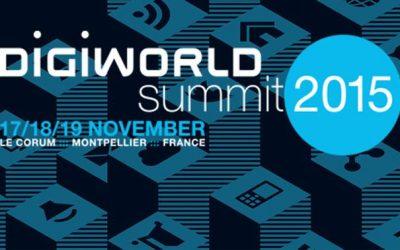 37ème édition du Digiworld Summit : le rendez-vous de l'économie numérique !