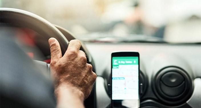 Quelles sont les difficultés rencontrées par les transporteurs dans l'utilisation d'un GPS grand public ?