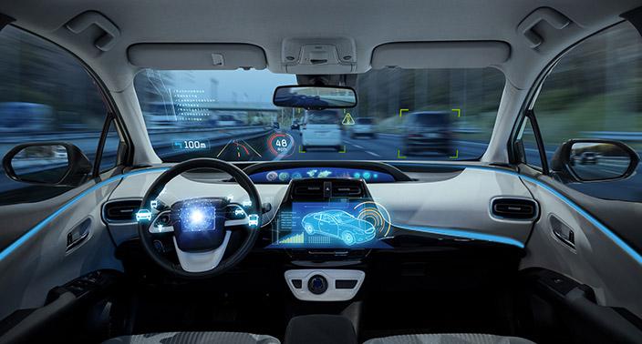 La voiture autonome et connectée, c'est pour 2020 : interview d'Olivier Urcel de PSA