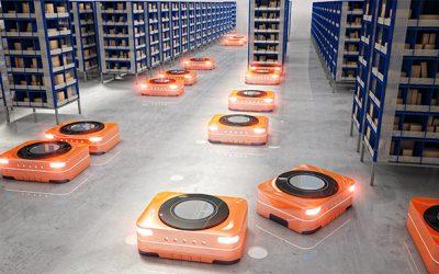 Robotique et logistique font bon ménage