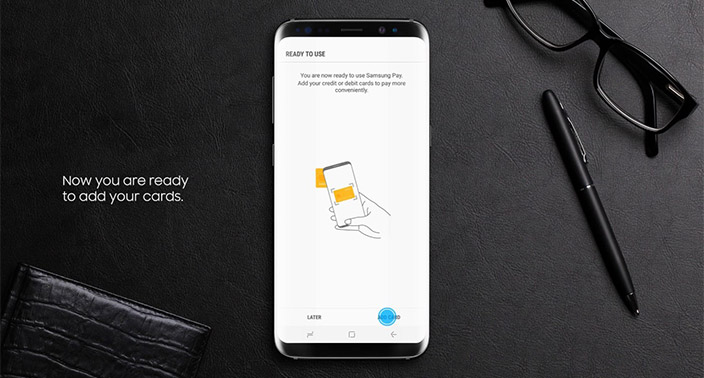 Régler ses achats en France via Samsung Pay sera bientôt une réalité !