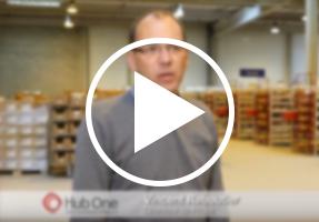 Deret Logistique and put-to-light multiple-order picking