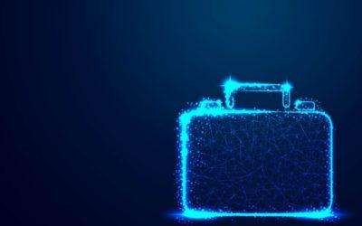 Bagage connecté : Jamais plus sans ma valise !