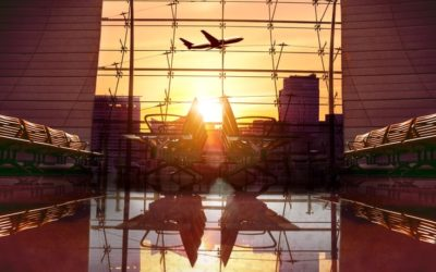 Nouveau terminal de l'aéroport de Roissy Charles de Gaulle : fin des frontières grâce au digital ?