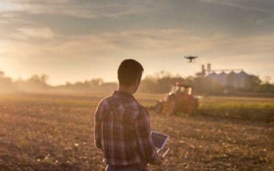 Agriculture 2.0: Quand la technologie vient au secours de l'agriculture et la digitalise