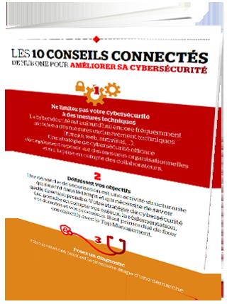 Les 10 conseils connectés de Hub One pour améliorer sa cybersécurité