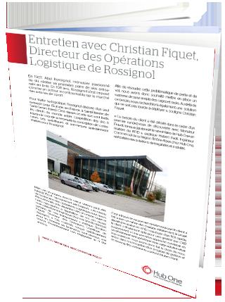 Entretien avec Christian Fiquet, Directeur des Opérations Logistique de Rossignol