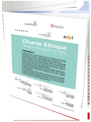 Charte Ethique Groupe ADP