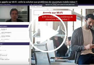 Les appels sur Wifi : enfin la solution aux problèmes de couverture mobile indoor ?