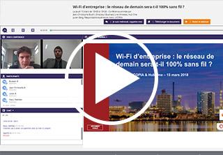 Wi-Fi d'entreprise : le réseau de demain sera-t-il 100% sans fil ?
