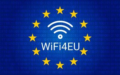 WiFi4EU : la ville de Chancelade déploie un réseau Wi-Fi ouvert au public grâce à l'Union Européenne
