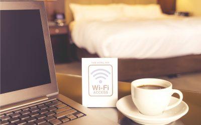 Hôtellerie : le Wi-Fi entre dans le TOP 3  des critères de sélection avant réservation