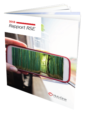 Rapport RSE Hub One 2018