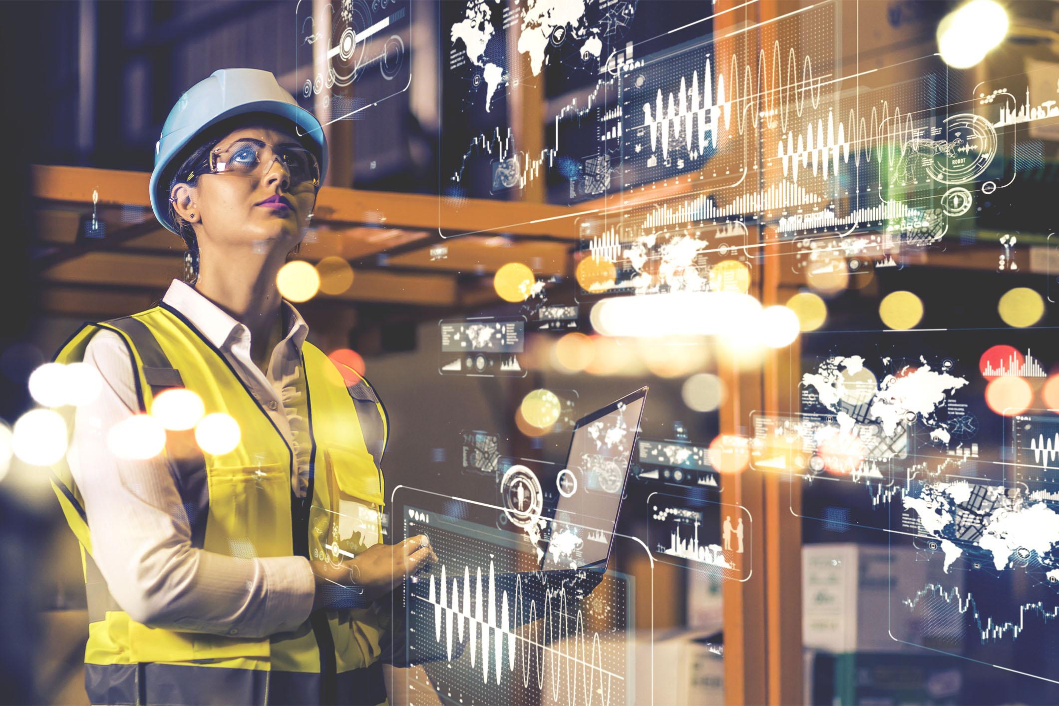 Les nouvelles technologies au service de l'entrepôt du futur