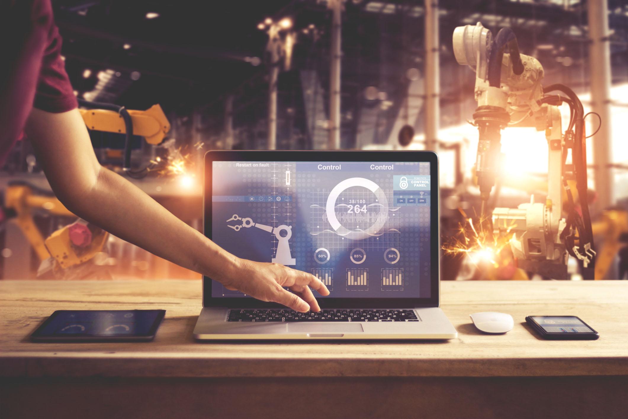 Industrie 4.0 – Les bénéfices de l'IoT dans le suivi de production