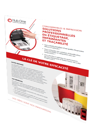 Brochure consommables