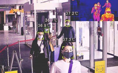 Aéroports et risques de pandémie : Quelles sont finalement les technologies déployées ?