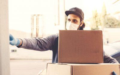 Livraison et COVID : quels impacts sur la logistique ?