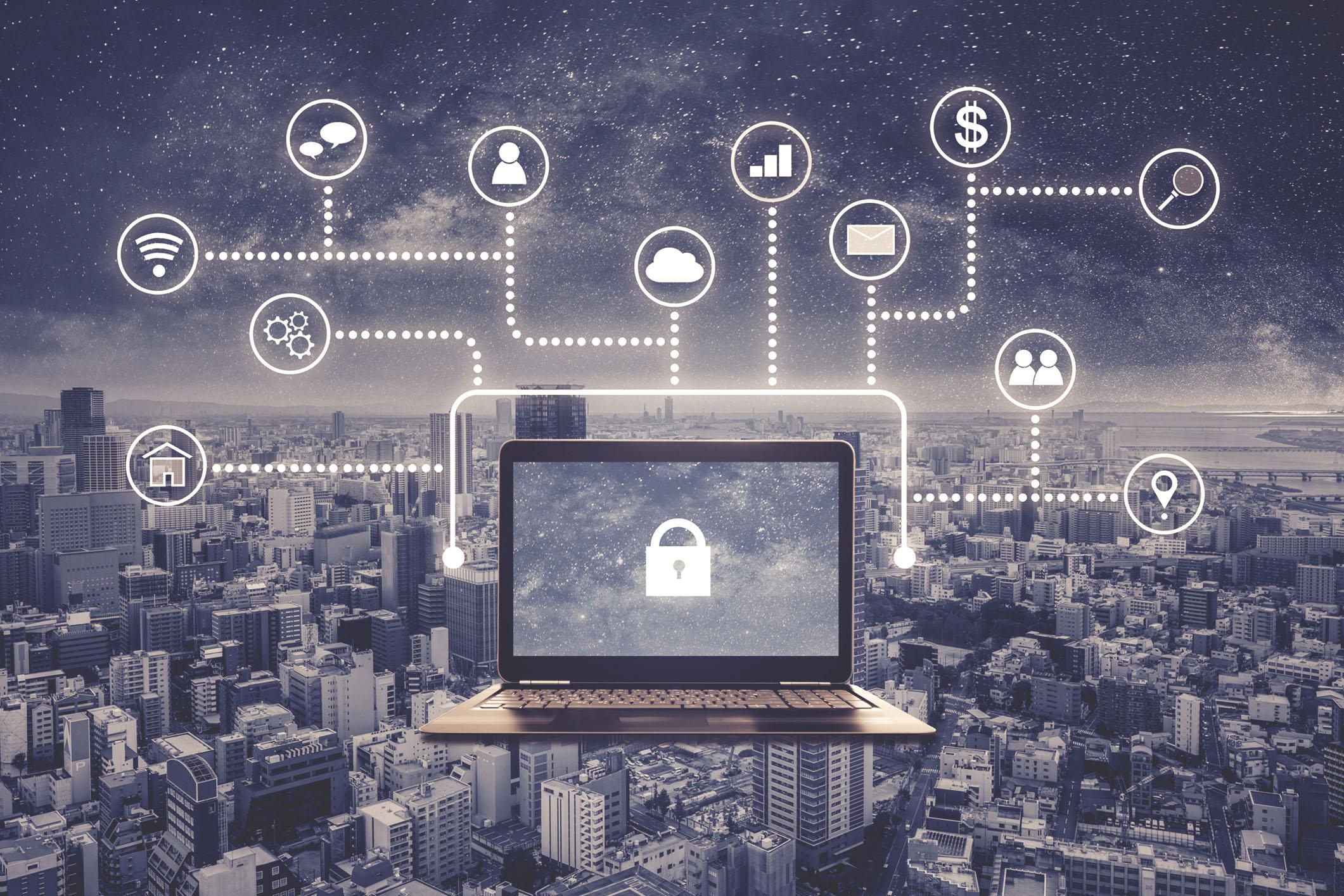Dans le meilleur des mondes, l'entreprise confie à un opérateur la gestion de son réseau, tout en gardant la possibilité de réaliser certaines tâches d'administration.