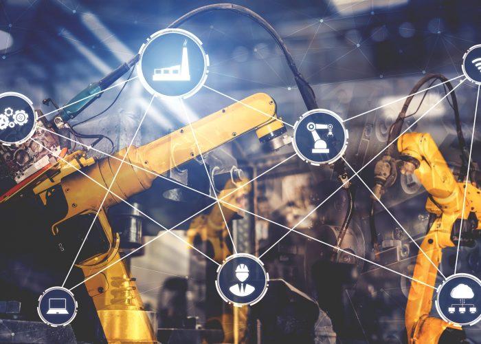 Digitalisation de la supply chain, l'industrie 4.0 évolue  grâce aux robots