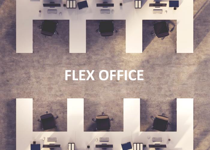 Bien organisé, le flex office rationalise la surface des bureaux, tout en offrant davantage de libertés aux collaborateurs