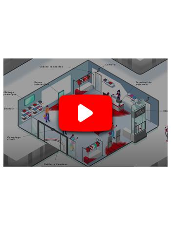 Vidéo SD-WAN Cisco Retail