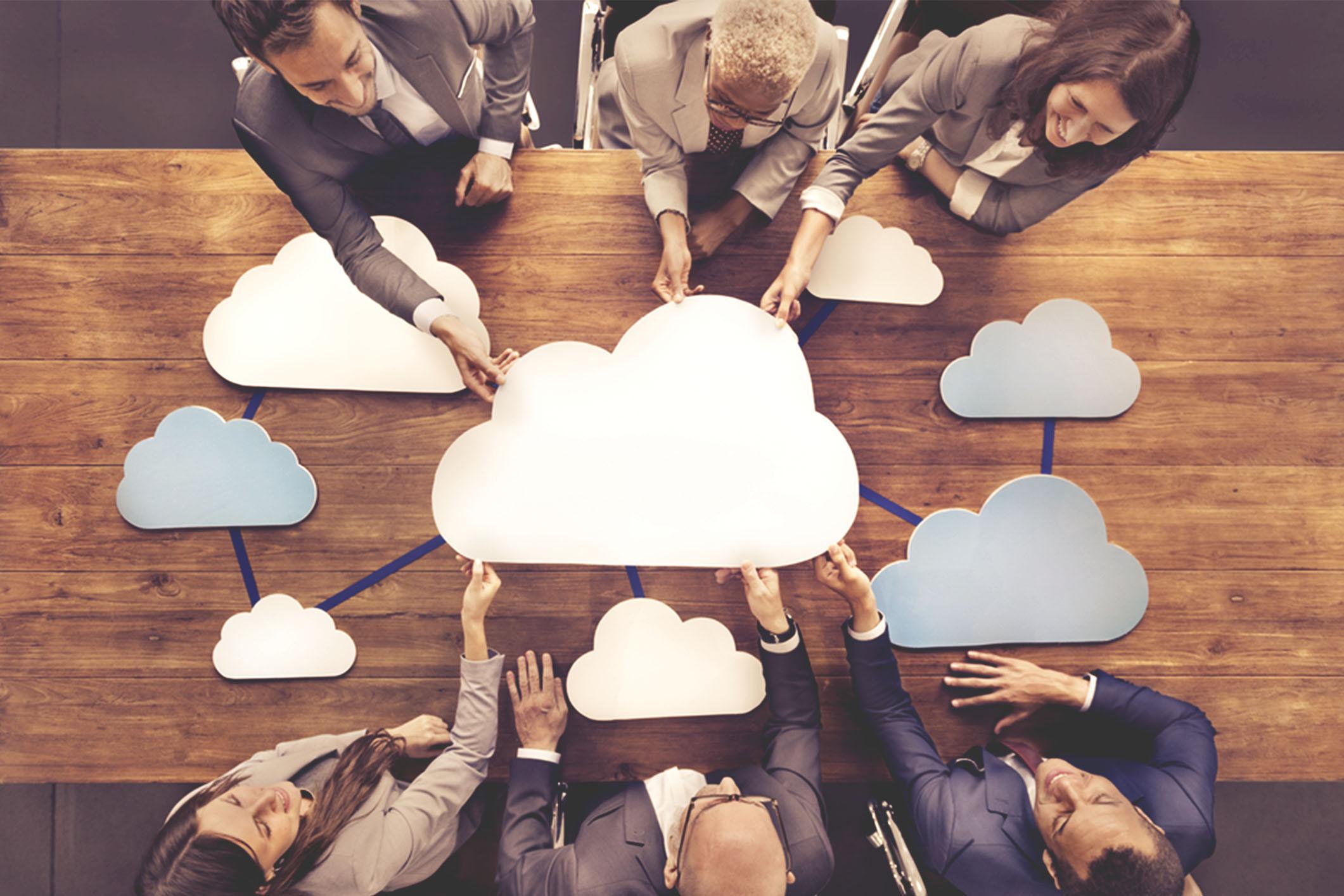 Le cloud privé apporte aux entreprises davantage de sécurité et de performance que le cloud public.