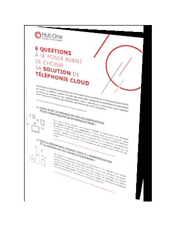 6 conseils pour choisir sa solution de téléphonie cloud