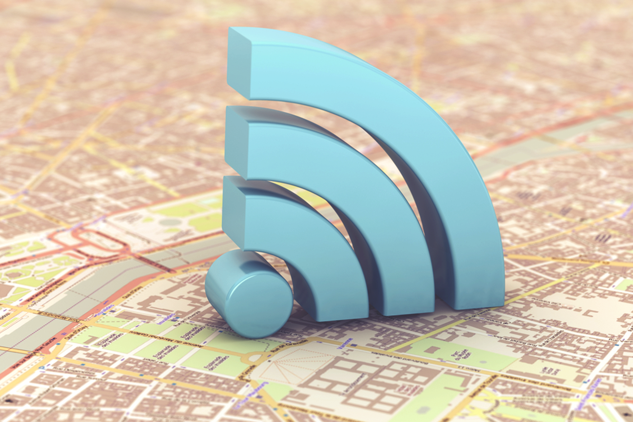 Le Wi-Fi public gratuit est un atout pour l'attractivité des territoires