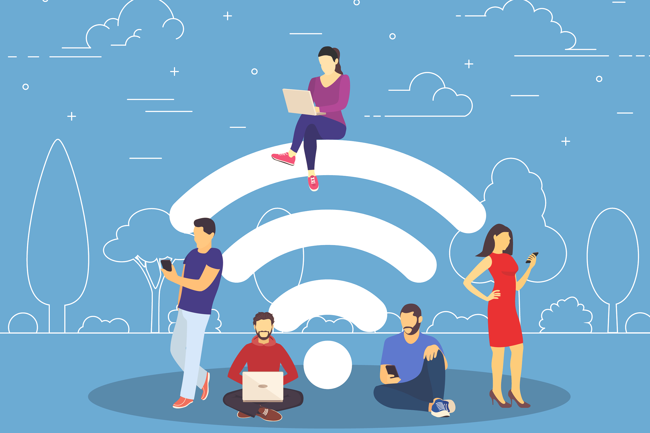 Le Wi-Fi public gratuit reste un levier important d'acquisition et de fidélisation pour les lieux qui le proposent