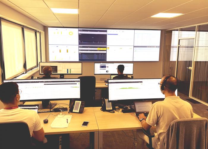 Le Security Operation Center agit efficacement en amont, pendant et après les cyberattaques ciblant les entreprises